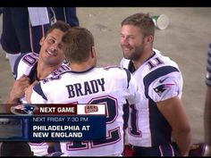 Isn't it everyone's life goal to find someone who looks at them the way Danny Amendola looks at Tom Brady? ;)