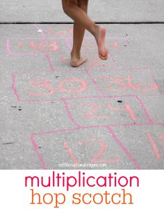 Fun and Simple Multiplication Fact Practice