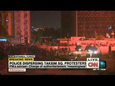 Mr. Kalin CNN'i nakavt etti Amanpour vs Mr. Kalin