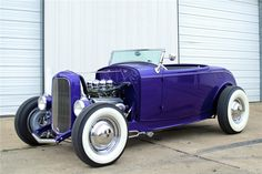 1932 Ford - another beautiful color