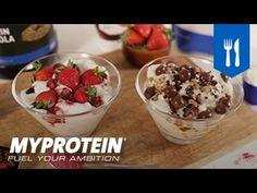 Gelado Proteico De Morango E Chocolate | Myprotein Portugal