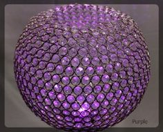 Beautiful assortment of Crystal Ball centerpieces with a variety of color lights . Great Centerpiece rentals, for your coprporate event or wedding decor. Centerpiece Rentals, Centerpieces, Crystal Ball, Gta, Corporate Events, Light Colors, Toronto, Stuff To Do, Christmas Bulbs