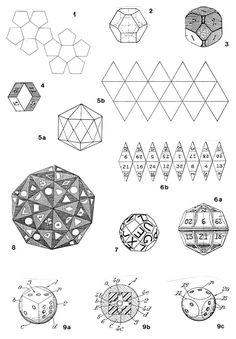 Posts on things I find interesting. Geometry Art, Sacred Geometry, Geometric Designs, Geometric Shapes, Paper Art, Paper Crafts, Platonic Solid, E Mc2, Creations