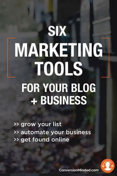 Epic  Marketing Tools Every Entrepreneur Needs to Grow Your Email List