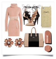 """""""Untitled #840"""" by fashionqueen556 ❤ liked on Polyvore featuring Valentino, Ruthie Davis, Kate Spade and Chanel"""