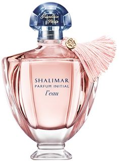 Guerlain Shalimar Parfum Initial L'eau. I admit it, I'm a Guerlain whore. And the original Shalimar didn't work for me, but there are several of the flankers that are just gorgeous on me.