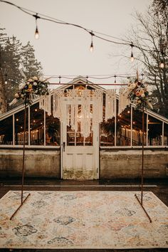 Whimsical bohemian wedding inspiration in Pennsylvania with rust and copper colors and moody styling. Photography by Fox + Ivy Photography. Coral Peonies, Bohemian Wedding Inspiration, Ceremony Backdrop, Industrial Wedding, Glass House, Lamp Shades, Storyboard, Wedding Bells, Pennsylvania