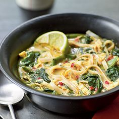 Coconut-Curry Chicken Soup Recipes