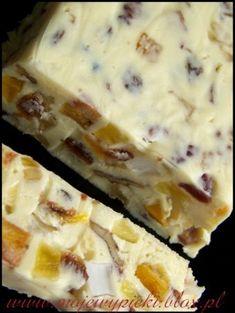 Condensed Milk Cake, Peanut Butter Balls, Tasty, Yummy Food, Polish Recipes, Healthy Desserts, Cheddar Cheese, Snacks, Bakery