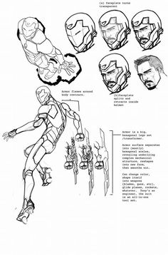 Ultimate Iron Man by David Marquez *