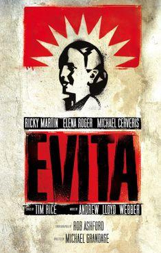 Broadway Shows: Evita