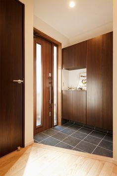 リフォーム・リノベーションの事例|玄関|施工事例No.363一番気持ちの良い場所をLDKへ|スタイル工房 Ldk, Divider, Mirror, Bathroom, Frame, Furniture, Home Decor, Washroom, Picture Frame