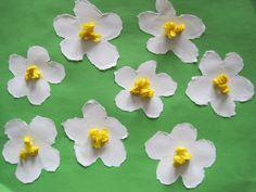Toddler Arts And Crafts, Spring Flowers, Haku, Plants, Bible Stories, Craft Ideas, Google, Creative, Plant