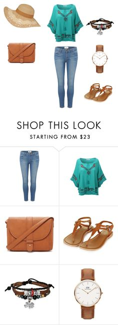 Untitled #2 by missmissymermaid on Polyvore featuring LE3NO, Paige Denim, Topshop, Forever 21 and Bling Jewelry