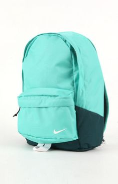 Nike Piedmont tiffany blue Backpack at PacSun.com. Would love this with my monogram on it.