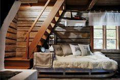 Interiørdugnad for Bente Bunk Beds, Living Room Furniture, Home Decor, Salon Furniture, Double Bunk Beds, Interior Design, Home Interior Design, Family Room Furniture, Bunk Bed
