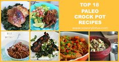 Top 18 Paleo Crock Pot Recipes -