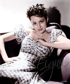 Olivia de Havilland, born 1 July is a British American film and stage actress. Colorised image by ~BooBooGBs,on DeviantART.Olivia de havilland birthday countdown days to go! Classic Actresses, British Actresses, Beautiful Actresses, Actors & Actresses, Old Hollywood Movies, Vintage Hollywood, Classic Hollywood, Hollywood Style, Hollywood Actresses