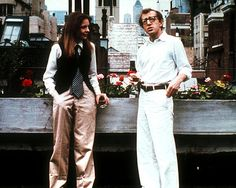 Annie Hall.  I could pin this all over my board: Movies I love to Re-watch, Crushes, Style.  So wonderful!