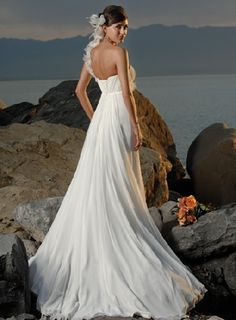 This is my wedding dress!