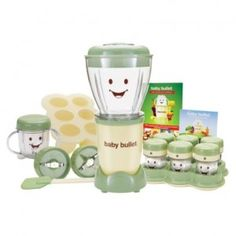 Making your own baby food can be economical and easy. Here are the best baby food makers of Mini must-have: Magic Bullet Baby Bullet Baby Care System; Magic Bullet, Cadeau Baby Shower, Baby Shower Gifts, Baby Gifts, Baby Registry Must Haves, Baby Must Haves, Gift Registry, Baby Food Makers, Baby Gadgets