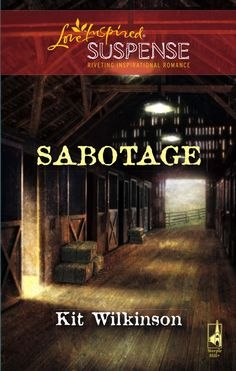 Sabotage, romantic suspense
