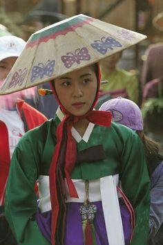형사 Duelist는2005 the movie of S.Korea  하지원