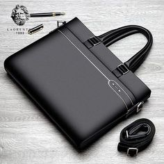 Cheap bag top, Buy Quality leather crossbody bag directly from China messenger bag Suppliers: Laorentou Business Briefcase Men Genuine Leather Handbag Work Shoulder Messenger Bags Top Quality Real Leather Crossbody Bag Briefcase For Men, Leather Briefcase, Leather Crossbody Bag, Laptop Briefcase, Crossbody Bags, Tote Bags, Crossbody Shoulder Bag, Shoulder Handbags, Leather Shoulder Bag