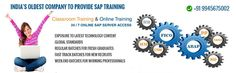 SAPTAC - India's Oldest Comapny To Provide SAP Training