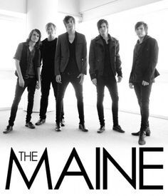 Don't listen to the world, they say we're never gonna make it. Don't listen to your friends, they would've never let us start. Don't listen to the voices in your head, listen to your heart. <3 The Maine