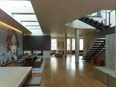 West 27th Street Penthouse | Charles Rose Architects