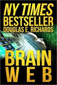 129 best thriller images on pinterest books to read libros and brainweb by douglas e richards fandeluxe Gallery