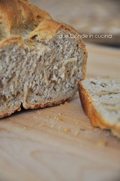 "Due bionde in cucina: ""Bauernbrot"" pane del contadino"