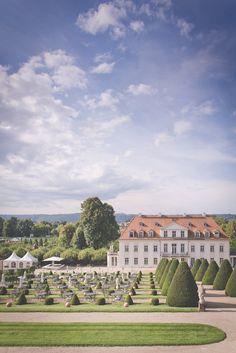 Hochzeit auf Schloss Wackerbarth Dresden, Radebeul, Sachsen