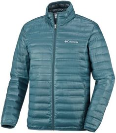 """When the weather turns chilly, this lightweight, packable 650 fill-power down jacket will help keep you warm and snug. HEAT SEAL """"no-sew"""" bonded baffles reduces water penetration and keeps down from migrating, giving it a modern, sleek and streamlined aesthetic. Perfect for mild winter conditions or as a layering piece on colder days."""
