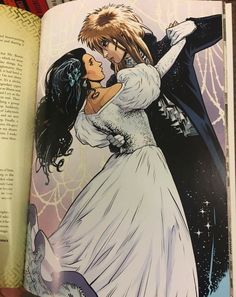 """Labyrinth """"I'll place the moon within your heart."""" David Bowie """"I'll be there for you as the world falls down. David Bowie Labyrinth, Labyrinth 1986, Labyrinth Movie, Beau Film, Fantasy Movies, Fantasy Art, Sarah And Jareth, Pulp Fiction, Jim Henson Labyrinth"""