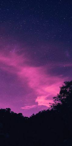 Pin by dailto farias on metadinhas iphone wallpaper, wallpap Tumblr Wallpaper, Galaxy Wallpaper, Iphone Wallpaper, Purple Wallpaper Hd, Aesthetic Backgrounds, Aesthetic Wallpapers, Phone Backgrounds, Wallpaper Backgrounds, Pretty Sky