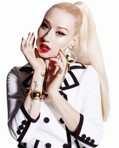 "#photoshoot Iggy Azalea for the fashion magazine #Hunger  from the photographer Rankin in ""HQ"" quality! (Year: 2013) Tap On That And Find My Posts��#LOVE_IGGY_AZALEA❤ #iggyazalea #iggy #azalea #azalean #azaleans #azaleas #azaleanfamily #fans #newmusic #music #icon #goddess #rap #rapper #blondehair #longhair #celebrity #ignorantart #glory #trapgold #thenewclassic #reclassified #digitaldistortion #australia #usa #followforfollow http://tipsrazzi.com/ipost/1507155774378466576/?code=BTqfjEJAd0Q"