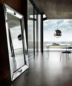 Specchio Caadre by Fiam Italia #design #specchio #arredamento