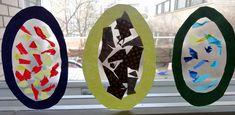 Helppo pääsiäisaskartelu  http://blogi.leluteekki.fi #askartelu #askarteluohjeita #pääsiäinen #lapsille #pääsiäisaskartelu