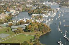 New York Athletic Club Yacht Club in Pelham Manor.