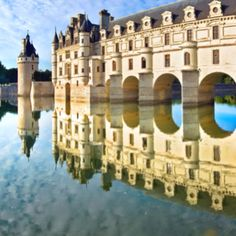 The Loire Valley - Chateau Chenonceau