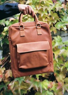 A Kind of Guise Studio Bag. #leather #bag #backpack