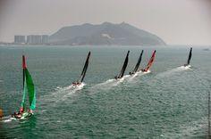 Leg 4 – Sanya to Auckland – Volvo Ocean Race 2011-2012