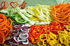 """I'm not even joking when I tell you that my spiral slicer changed my life. These """"noodles"""" are so versatile for breakfast, lunch, or dinner. Baking them in bacon fat makes them the perfect accompaniment to eggs and your favorite breakfast meat. I have included some other photos of recipes that will be posted soon..."""