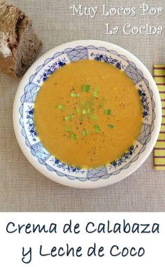 No Gluten Diet, Sin Gluten, Vegetarian Cooking, Vegetarian Recipes, Diet Recipes, Healthy Recipes, Cream Soup, A Table, Cravings