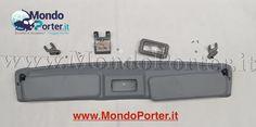 kit plancia Porta Oggetti Piaggio Porter - Mondo Porter