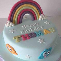 Eleanor cake idea
