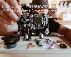 DIY Internal Bluetooth System for DIY Speakers | Build Plans