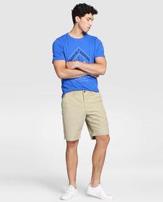 Pantalón corto de hombre Gaastra liso marrón · Gaastra · Moda · El Corte Inglés